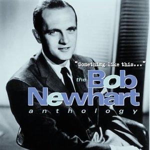 Something Like This: The Bob Newhart Anthology album cover