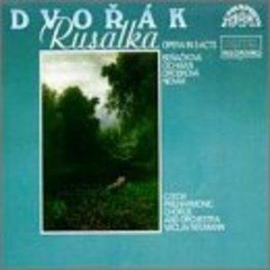 Dvorak: Rusalka album cover