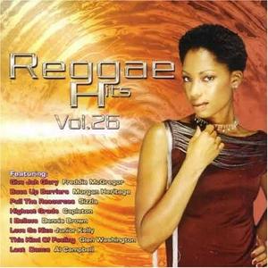 Reggae Hits, Vol. 26 album cover