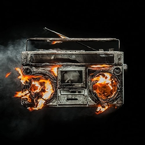 Revolution Radio album cover