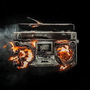 Revolution Radio album cover