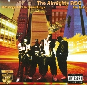 Revenge Of Da Badd Boyz album cover