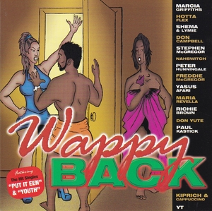 Wappy Back album cover