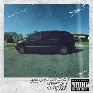 good Kid: m.A.A.d city album cover