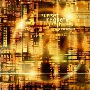 Sunset Magnetic North album cover