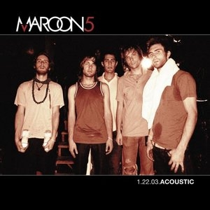 1.22.03.Acoustic (EP) album cover