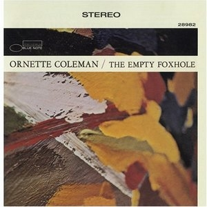 The Empty Foxhole album cover