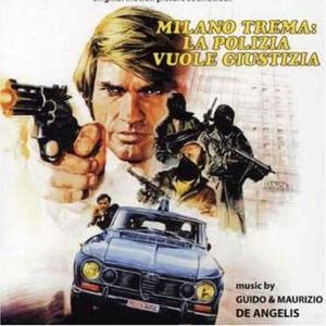 Milano Trema: La Polizia Vuole Giustizia (Soundtrack) album cover