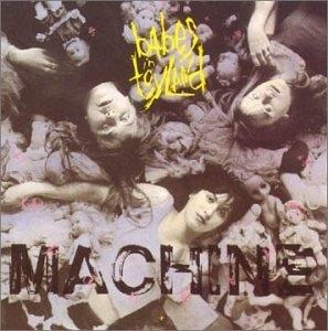 Spanking Machine album cover