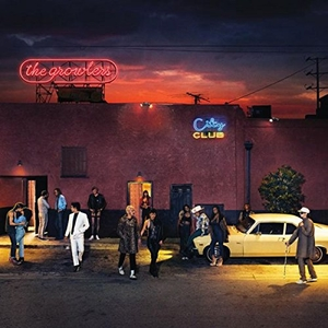 City Club album cover