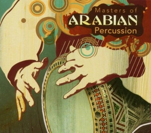Masters Of Arabian Percussion album cover