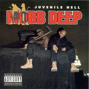 Juvenile Hell album cover