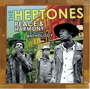 Peace & Harmony: The Trojan Anthology album cover