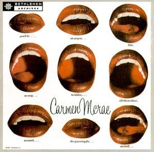 Carmen McRae (Bethlehem) album cover