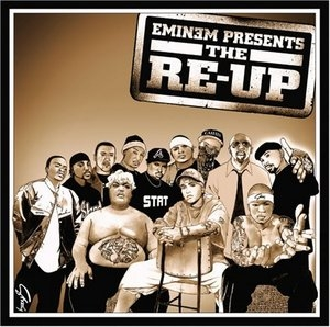 Eminem Presents: The Re-Up (Clean) album cover