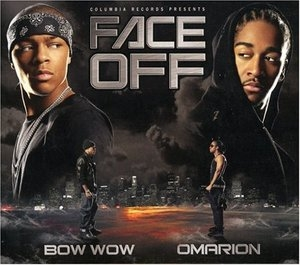 Face Off album cover