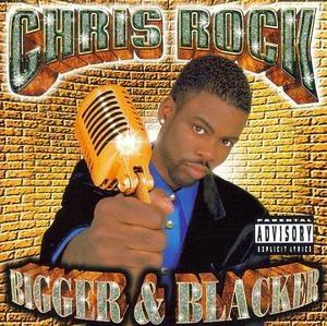Bigger And Blacker album cover