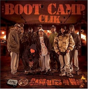 Casualties Of War album cover