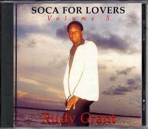 Soca For Lovers Volume 5 album cover
