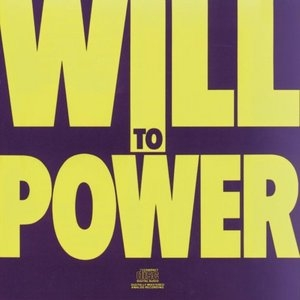 Will To Power album cover
