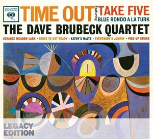 Time Out (50th Anniversary) album cover