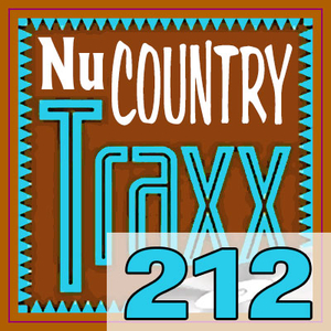 ERG Music: Nu Country Traxx, Vol. 212 (December 2016) album cover