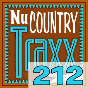 ERG Music: Nu Country Traxx, Vol. 212 (December 2016) album cover