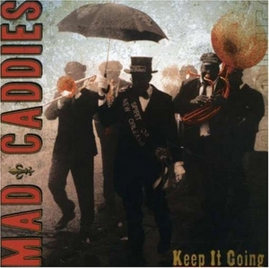 Keep It Going album cover