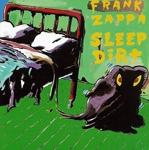 Sleep Dirt album cover