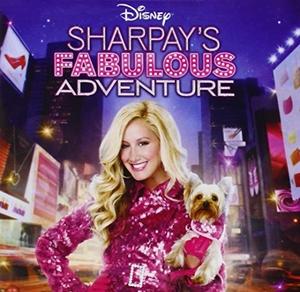 Sharpay's Fabulous Adventure (Original Soundtrack) album cover