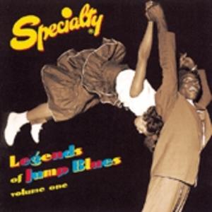 Specialty Legends Of Jump Blues Vol.1 album cover