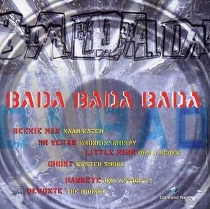 Bada Bada Bada album cover