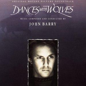 Dances With Wolves (Original Motion Picture Soundtrack) album cover