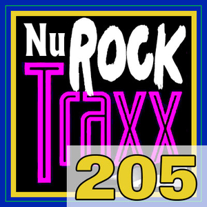 ERG Music: Nu Rock Traxx, Vol. 205 (April 2016) album cover