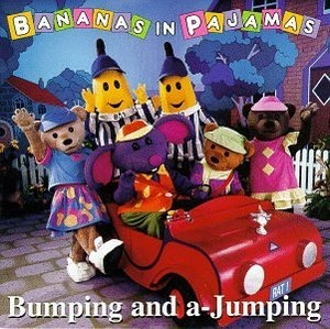 Bumping And A-Jumping album cover