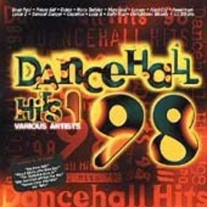 Dancehall Hits '98 album cover