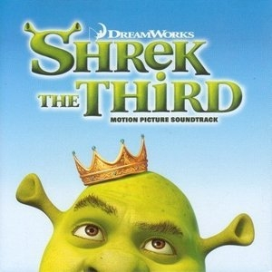 Shrek The Third album cover
