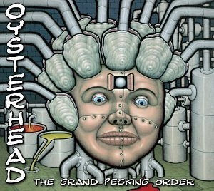 The Grand Pecking Order album cover