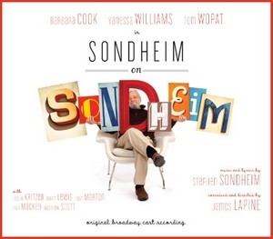Sondheim On Sondheim album cover