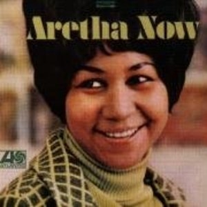 Aretha Now album cover