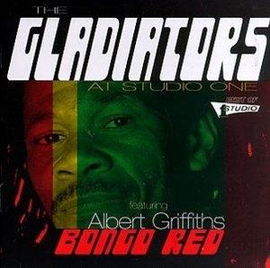 Bongo Red album cover