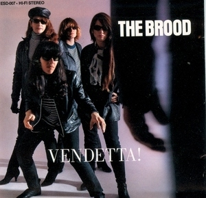 Vendetta! album cover