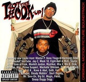 I Got The Hook-Up: Original Motion Picture Soundtrack album cover