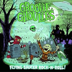 Flying Saucer Rock-N-Roll! album cover