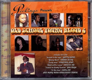 Peckings Presents: Old School Young Blood, Vol. 2 album cover