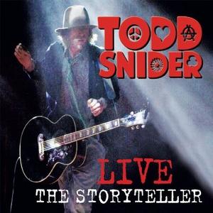 Live: The Storyteller album cover