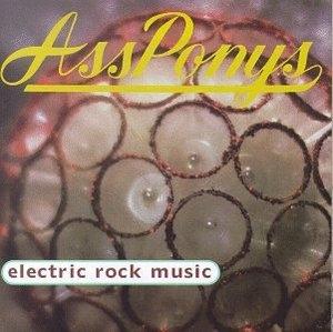 Electric Rock Music album cover
