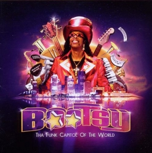 Tha Funk Capital Of The World album cover