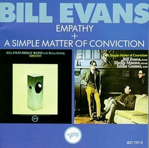 Empathy + A Simple Matter Of Conviction album cover