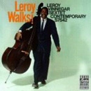 Leroy Walks! album cover